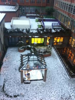 Milano sotto la neve: gli articoli della redazione dellemedie