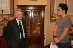 Intervista a Ferruccio de Bortoli, direttore del Corriere dellaSera