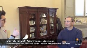 Intervista all'ambasciatore GrammenosMastrojeni