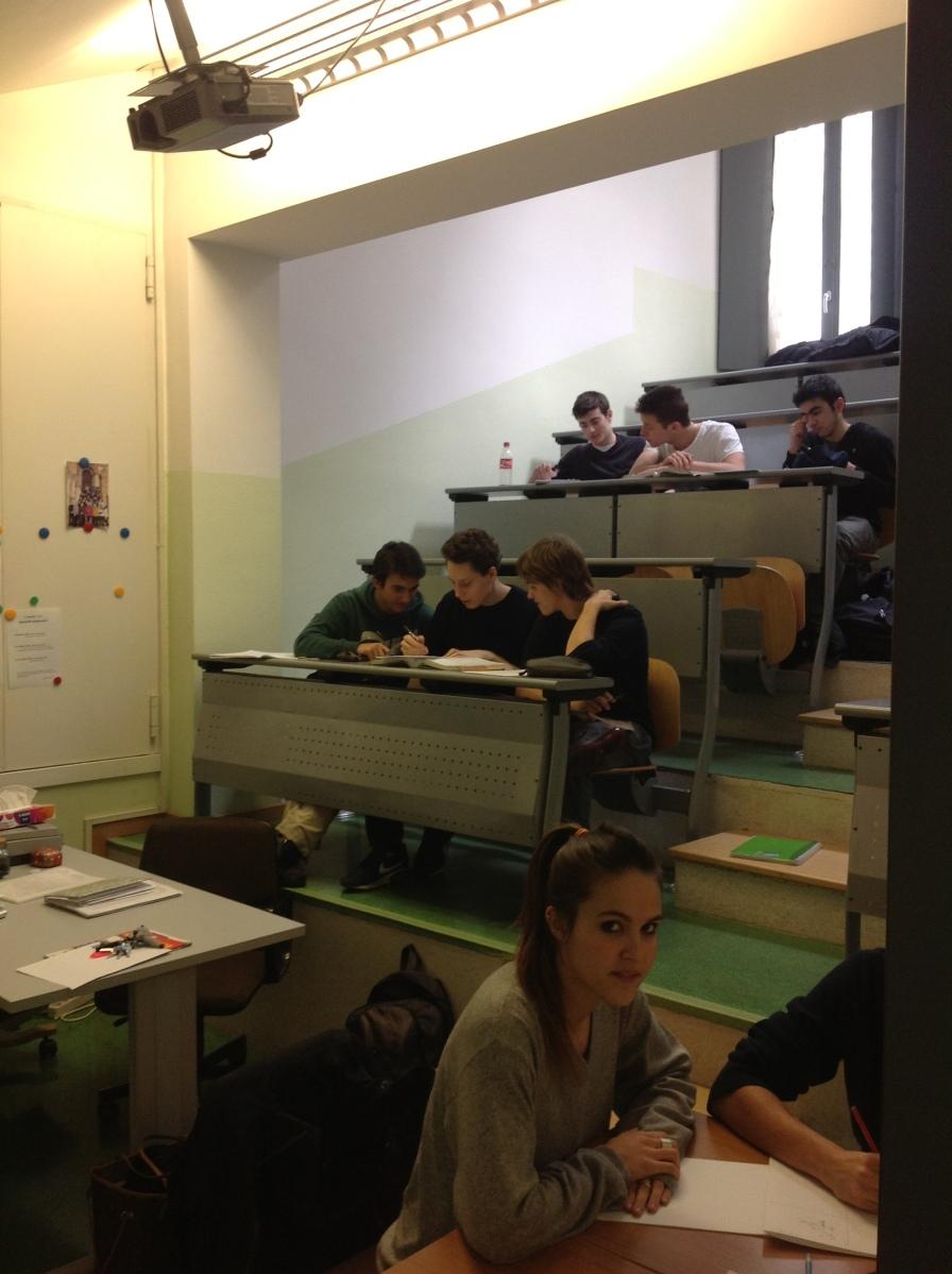 Cooperative learning - I volontari di matematica