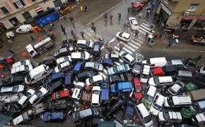 L'alluvione di Genova del2011