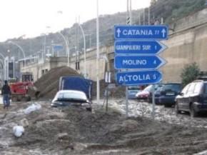 L'alluvione di Messina del 2009 e del Piemonte nel2000