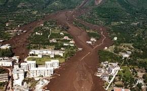 L'alluvione di Sarno nel 1998 e di Firenze nel1966