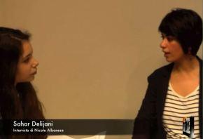 Intervista a SaharDelijani